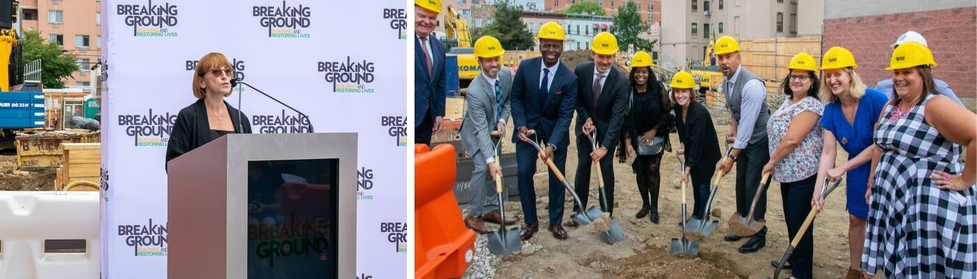 Breaking Ground Launches Construction for Senior Supportive Housing image