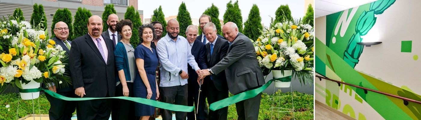 1880 Boston Road Opens to Senior Residents in the Bronx image