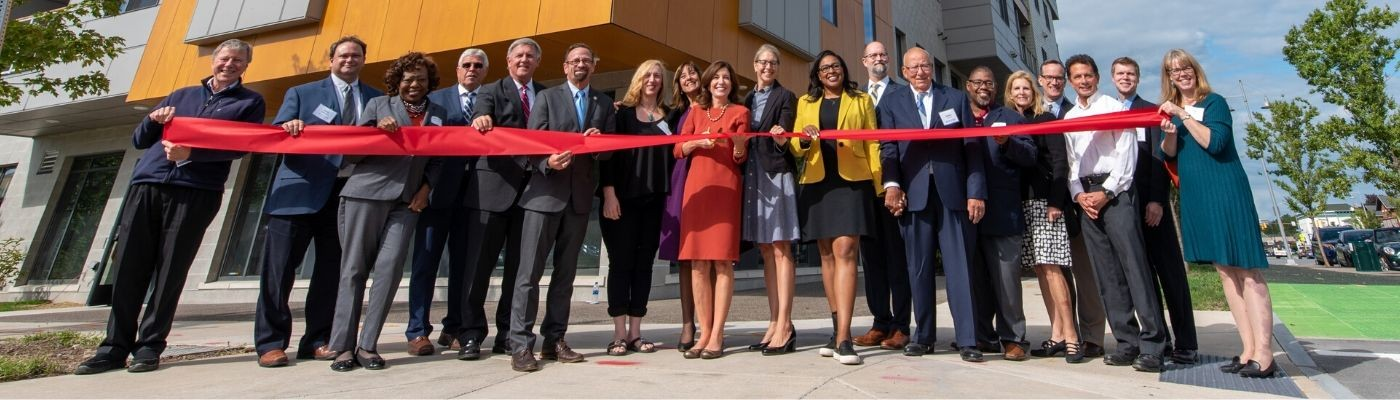 Home Leasing Opens Charlotte Square on the Loop in Rochester image