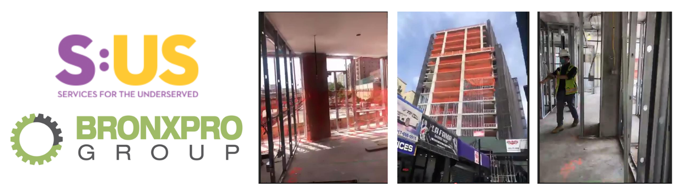 S:US and Bronx Pro Group Host Virtual Topping Off for Jerome Avenue Apartments image