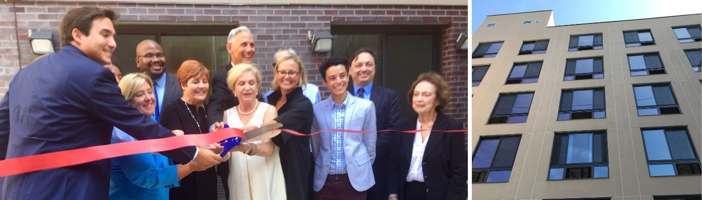Win Welcomes 17 Families to New Housing on the Upper East Side image