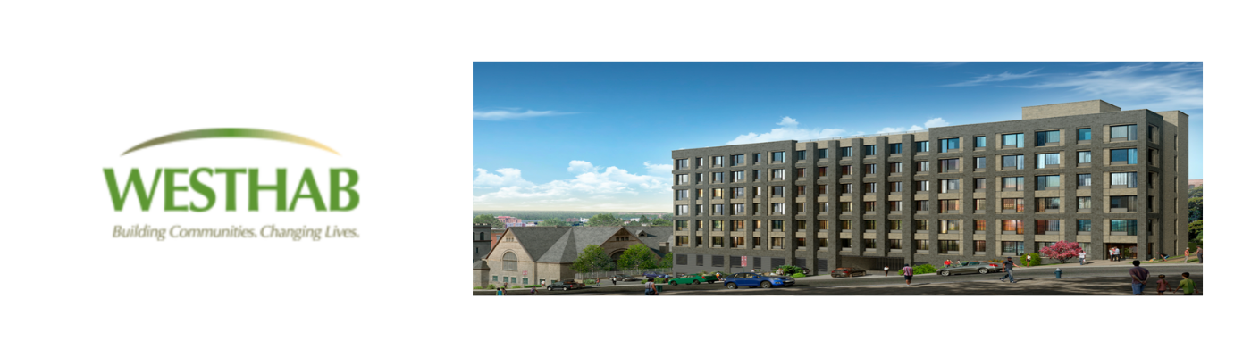 Westhab's Dayspring Commons Tops Off in Yonkers image