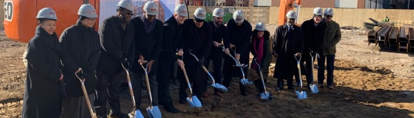 Catholic Charities of Brooklyn and Queens Breaks Ground on Loreto Apartments image