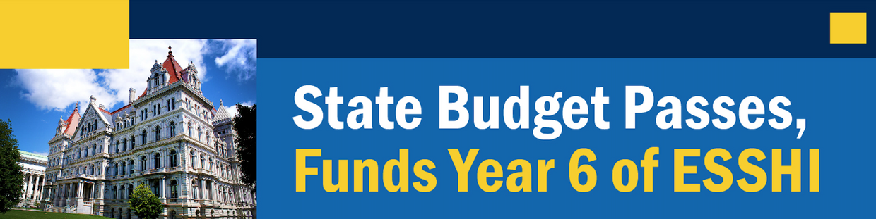 NYS Reaches Final State Budget Detail – Funds Year 6 of the ESSHI image
