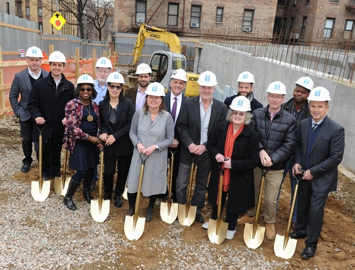 Community Access Breaks Ground on East 172nd Street