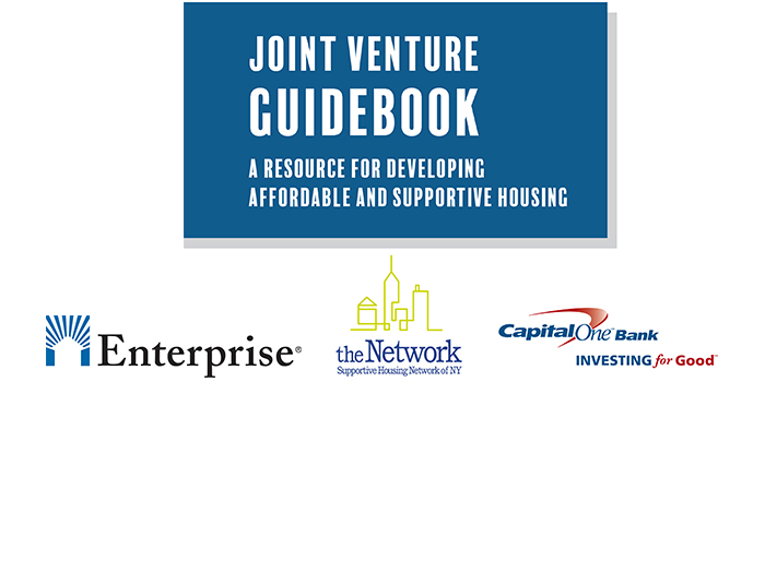 Joint Venture Guidebook released