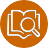 Icon for Research & Analysis